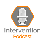 Intervention Podcast Logo
